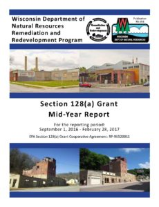 Mid Year Report 128a FY 16-17 Cover