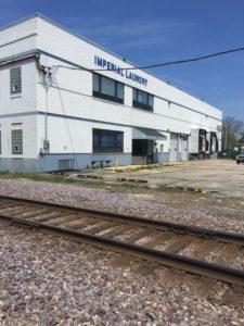 Brownfields site in Racine.